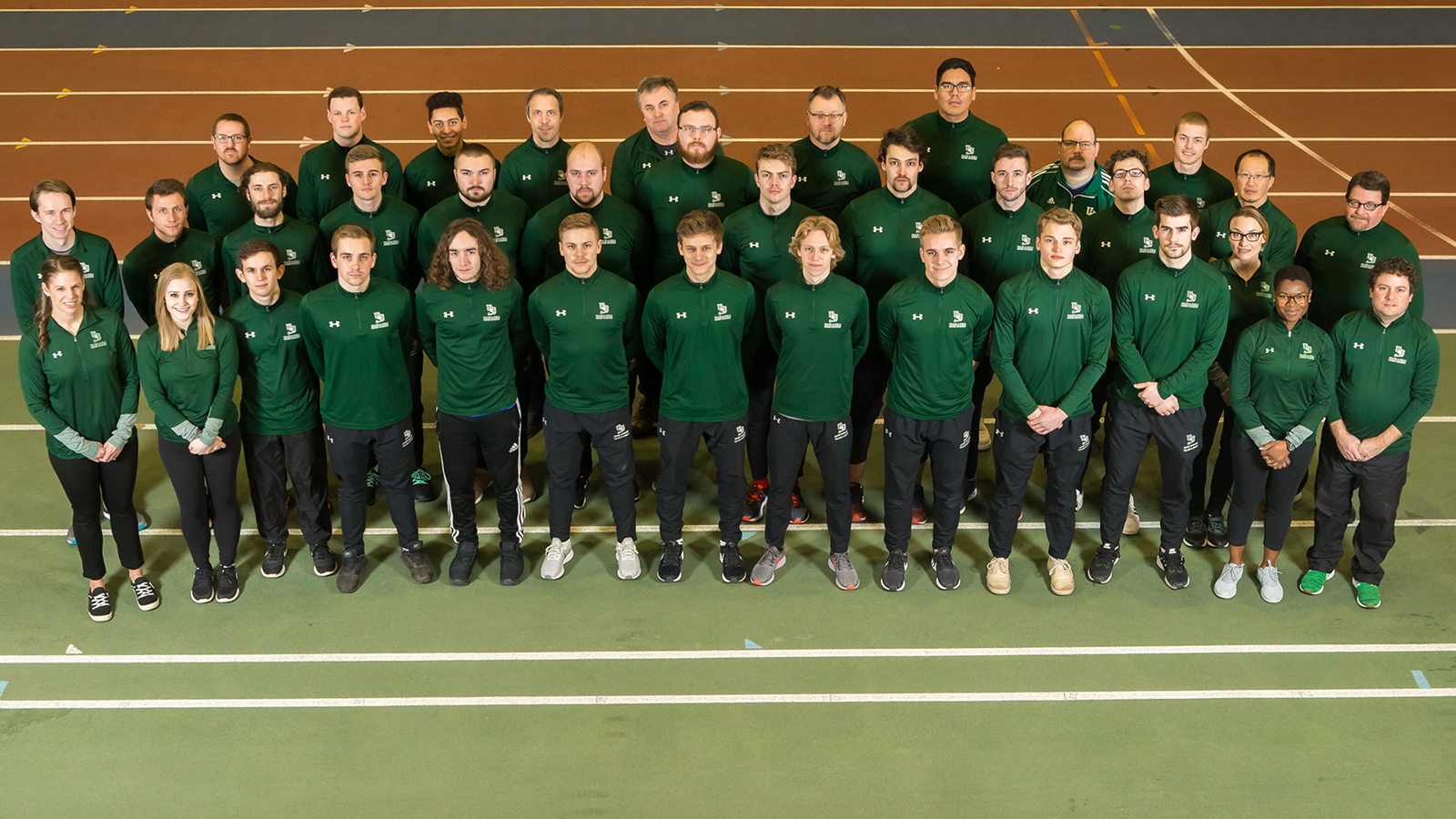 2018-19 Men's Track and Field Roster - University of